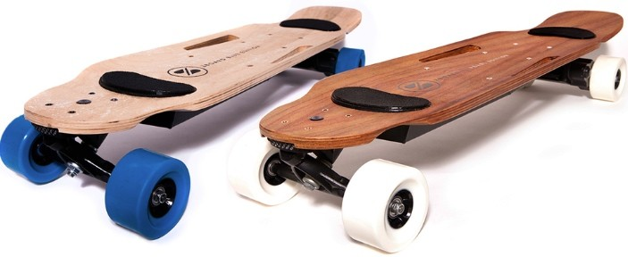 World\u2019s Coolest Electric Skate Board Gets Updated, Comes With 24 Miles Range Now  autoevolution