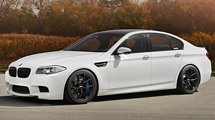 World's Fastest BMW M5 Set for SEMA Debut [Photo Gallery]