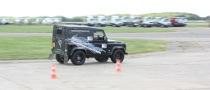 World's Fastest Land Rover Defender - Michelin Shoed