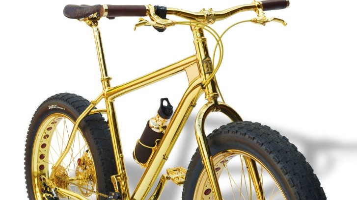 World S Most Expensive Bike Costs 1 Million And Is