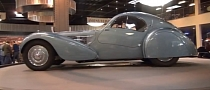 World's Most Expensive Car: 1936 Bugatti Type 57SC Atlantic [Video]