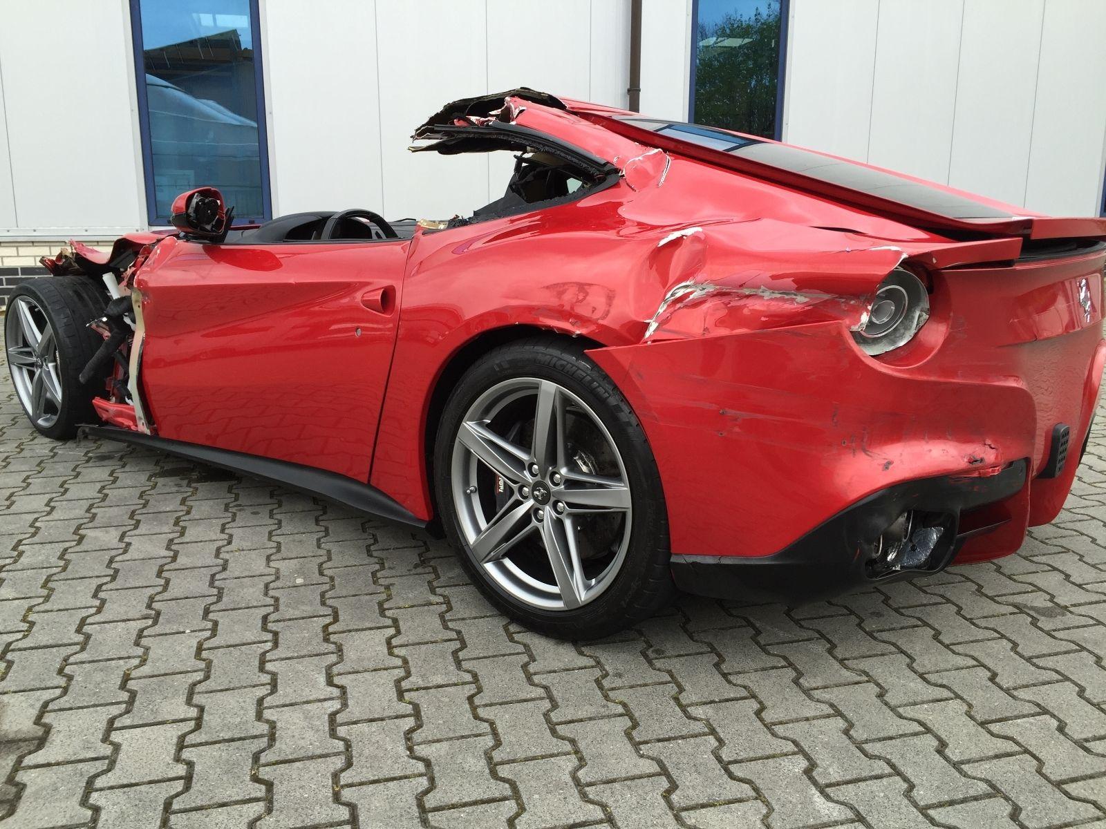 Would You Pay €77,000 for Half a Ferrari F12 Berlinetta? - autoevolution