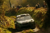Jari-Matti Latvala in Rally Ireland 2007