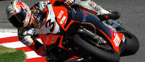 WSBK Test Session Hit by Poor Weather in Valencia
