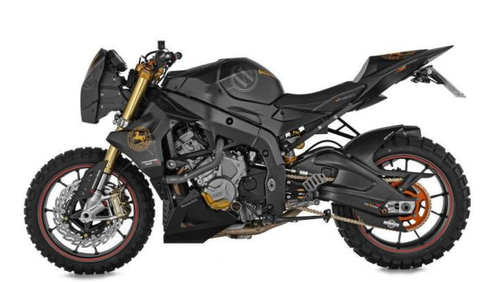 Wunderlich BMW S1000RR MAD MAX, the Definition of a Fierce Bike [Photo Gallery]