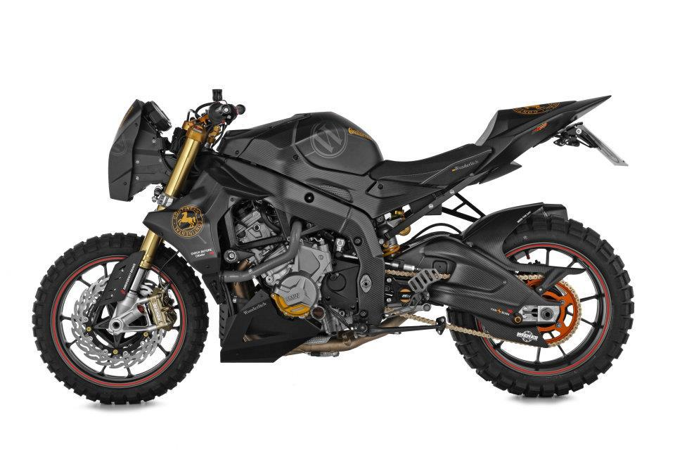 wunderlich bmw s1000rr mad max the definition of a fierce. Black Bedroom Furniture Sets. Home Design Ideas