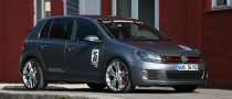Wunschel Sport Makes 35th Anniversary Golf GTI