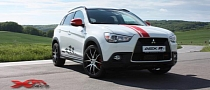 X-Race Germany Tunes Mitsubishi ASX RS [Photo Gallery]