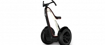 X-Robot Shows New Cool Electric Segway-Like Vehicles [Video]