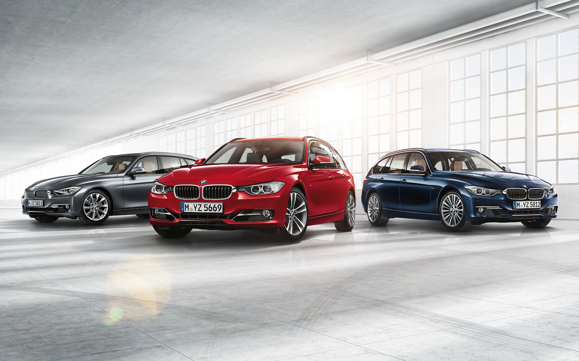 Bmw X Series Differences >> xDrive Coming to BMW 3 Series Touring This March - autoevolution