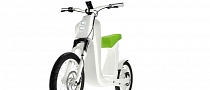 Xkuty One, an Electric Scooter As Simple and Stylish as It Gets [Video]