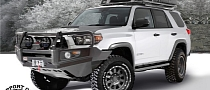 Xplore Puts Hair on Toyota 4Runner's Chest