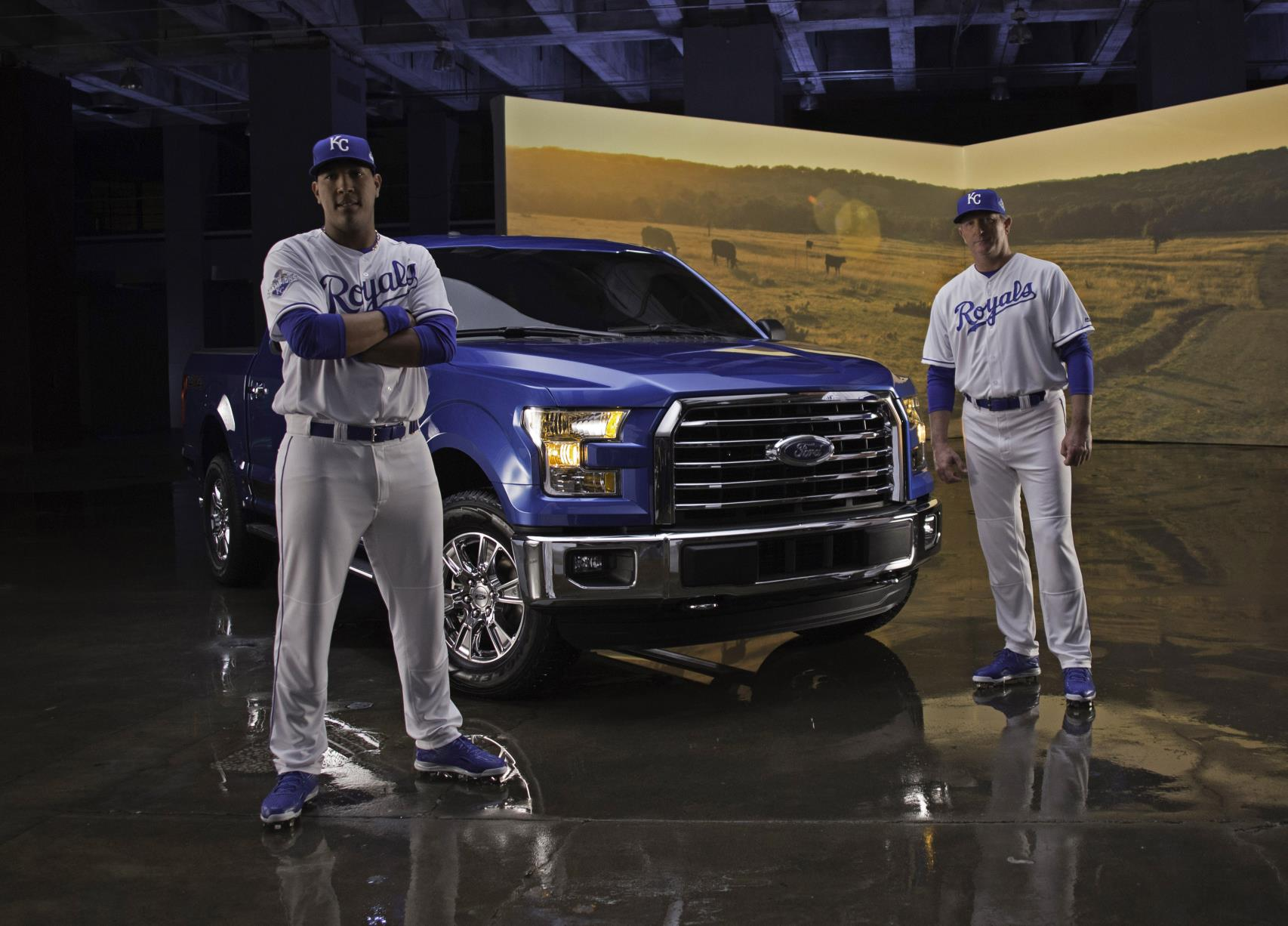 Y all Know Who da Real MVP Is Cue the 2016 Ford F 150 MVP Edition