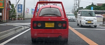 Yamaha AMI: Kei Car Thinks It's a Ferrari F40 [Photo Gallery]