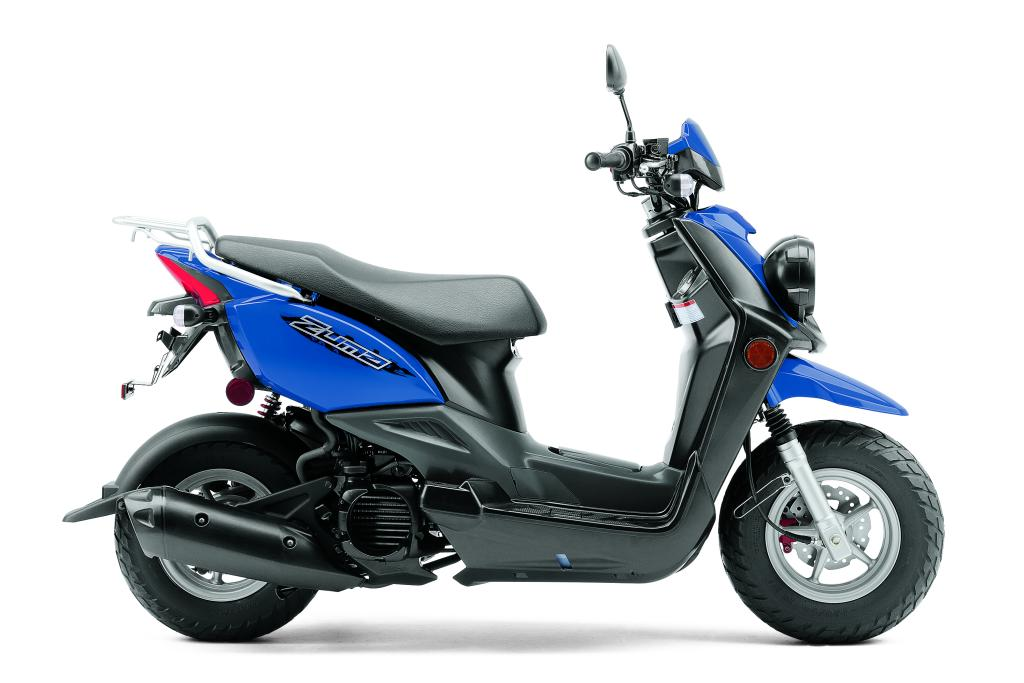 yamaha announces 2012 zuma 50f and majesty scooters autoevolution. Black Bedroom Furniture Sets. Home Design Ideas