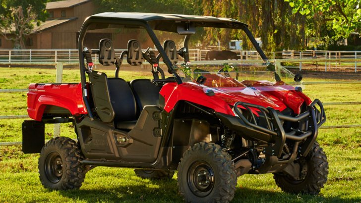 Yamaha Announces the 2014 Viking 700 SxS