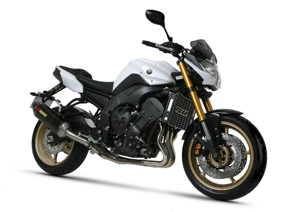 yamaha fz8 promotion launches in the uk autoevolution. Black Bedroom Furniture Sets. Home Design Ideas