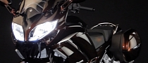 Yamaha Introduces the New 2013 FJR1300AS [Video]