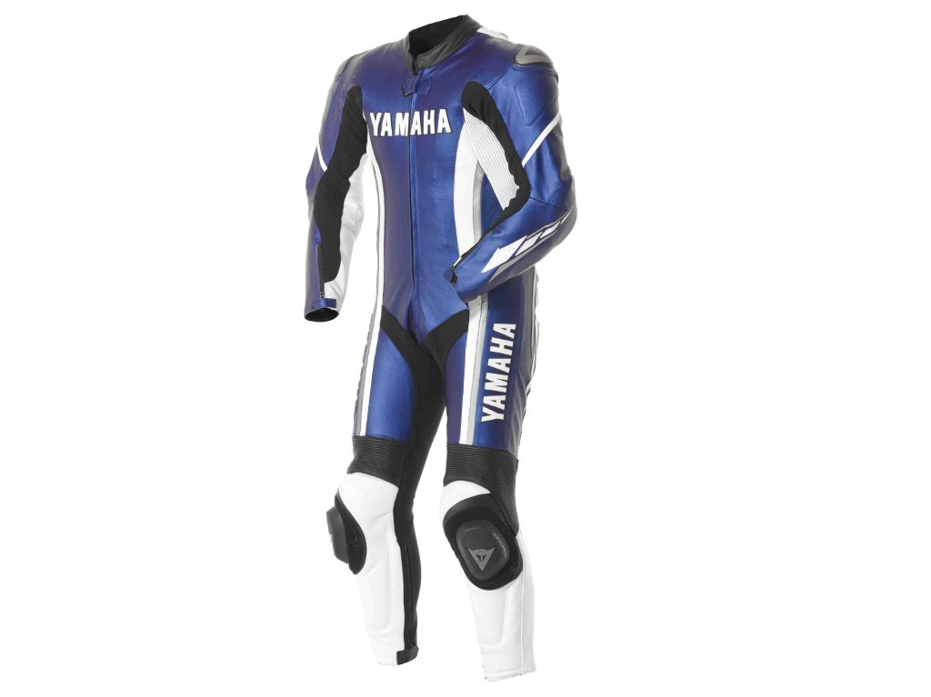 Yamaha Leather Suit