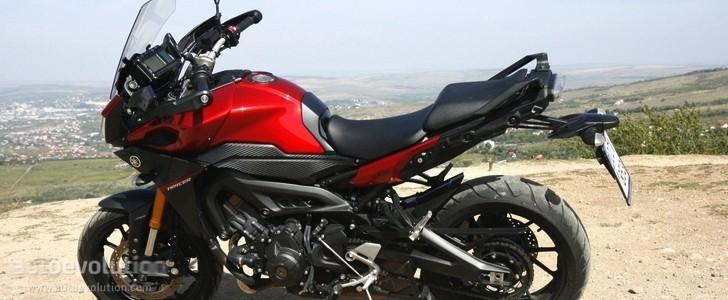 Yamaha MT-09 Tracer First Ride Impressions - autoevolution