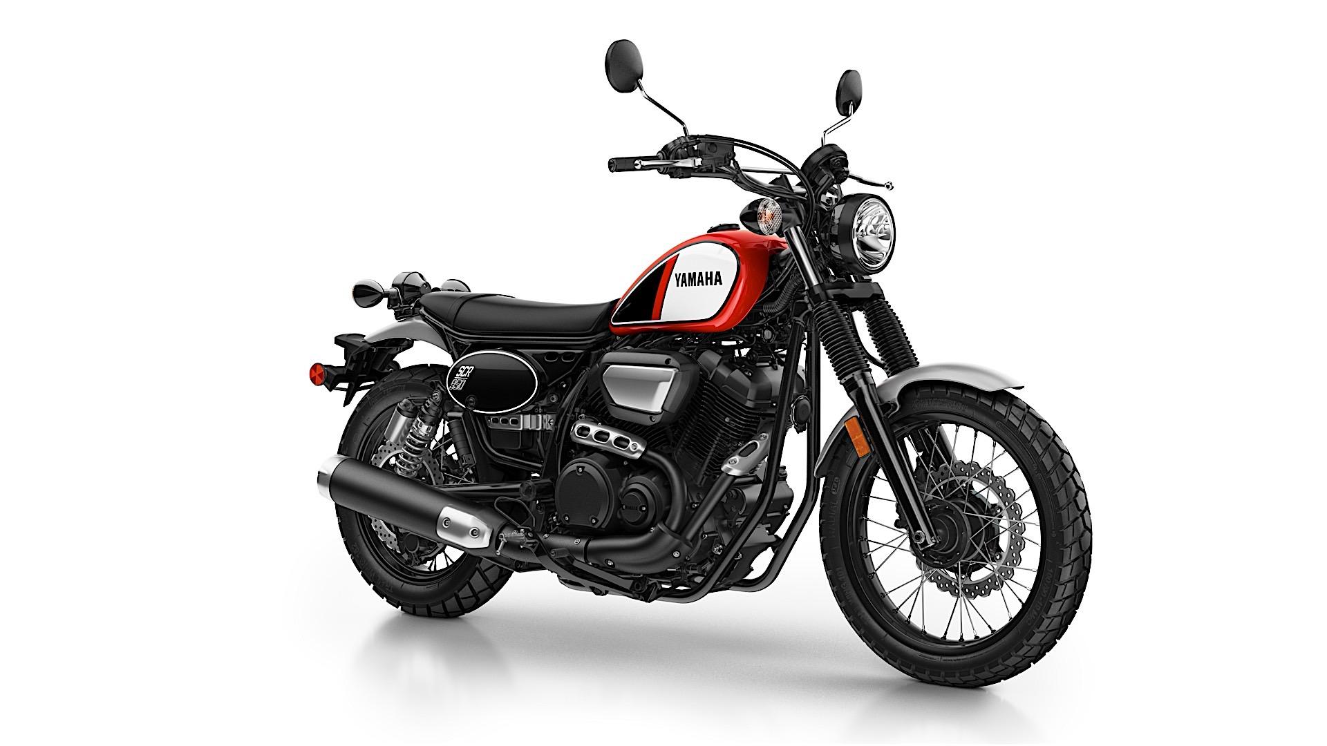 Piece Moto Cafe Racer Yamaha