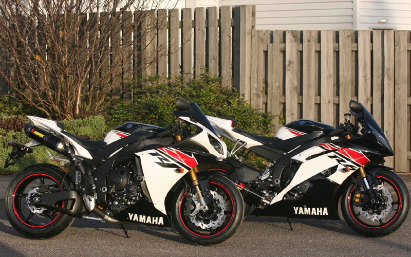 Yamaha R1 And R6 Special Versions Tweaked By Ohlins