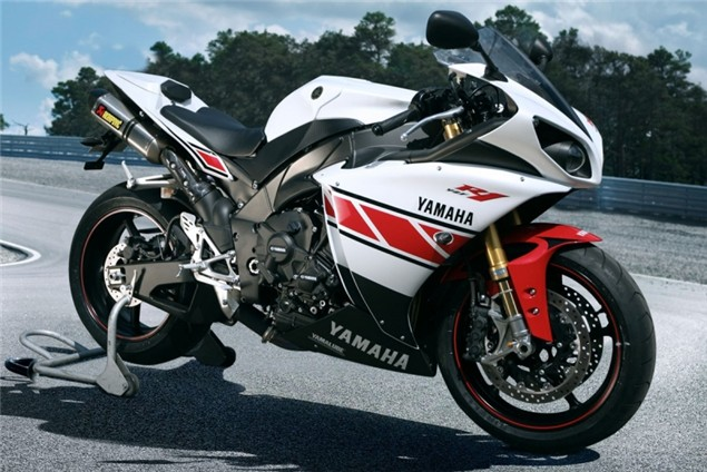 Yamaha R1 Special Editions Launched in France Only - autoevolution