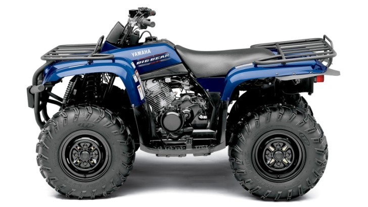 Yamaha Recalls 2012 Big Bear for Suspension Issues