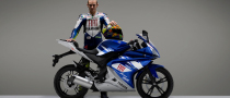 Yamaha Released Rossi Replica Yamaha YZF-R125