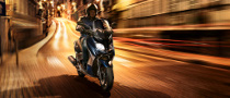 Yamaha Reveals 2010 X-MAX 250 and 125 Scooters