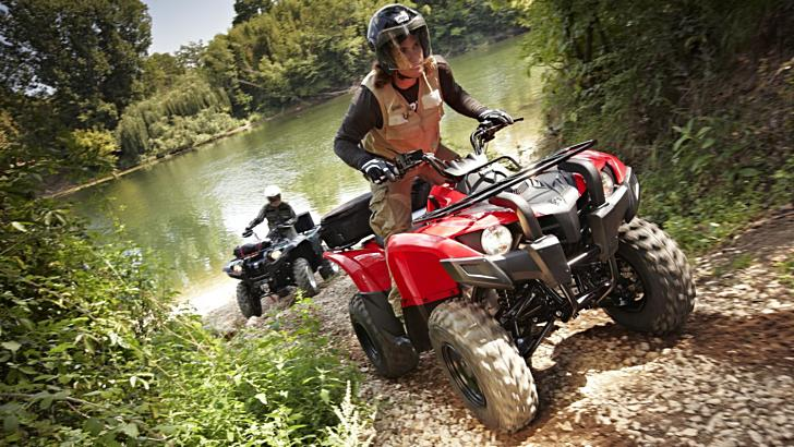 Yamaha Sacks the Grizzly 300 and Three Raptor ATVs
