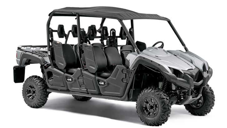 yamaha shows the 2014 viking vi 6 seater sxs autoevolution
