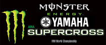 Yamaha Stays with Monster Energy Supercross for 2011