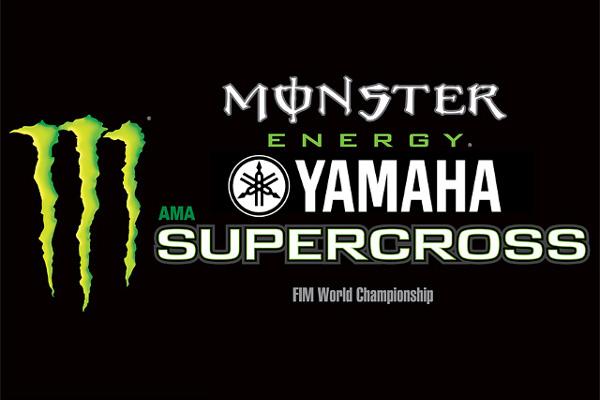 Monster Energy Factory Yamaha