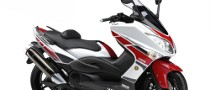 Yamaha T-Max Scooter WGP Replica Unveiled