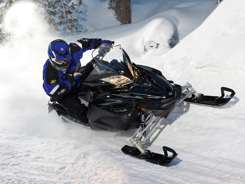 Yamaha unveils 2011 apex snowmobiles for 2011 yamaha snowmobiles for sale