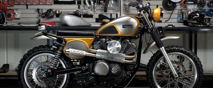 Triumph Scrambler Vs Yamaha Scr