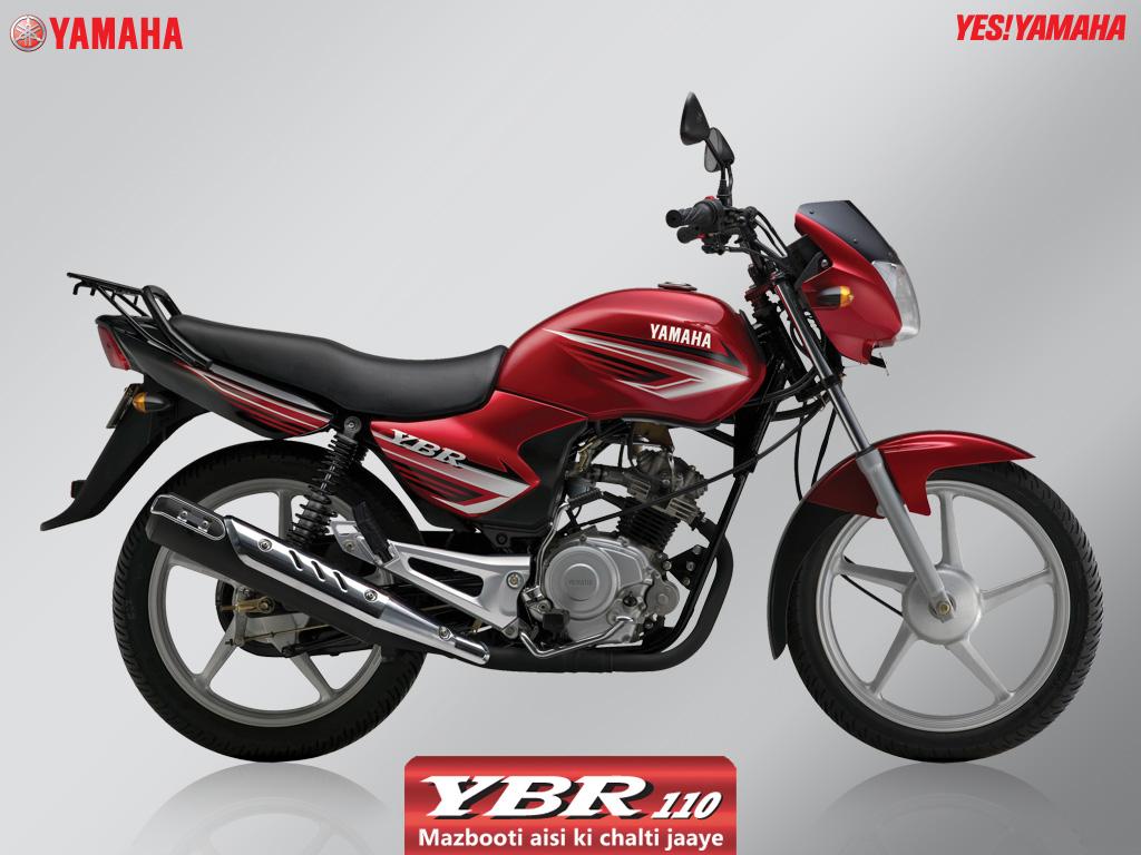 Yamaha Ybr Price In India