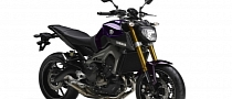 Yamaha Unwraps the FZ-09 Triple-Cylinder Beast [Photo Gallery]