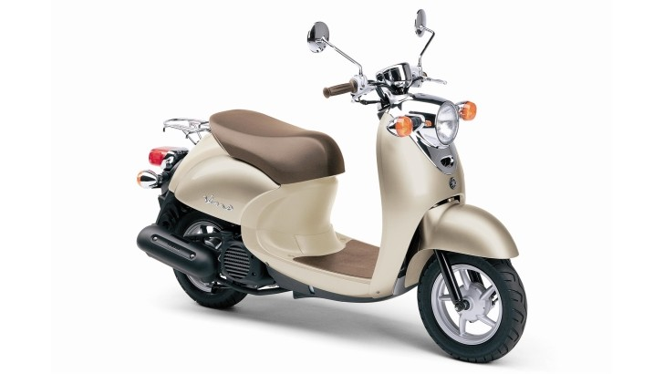 Yamaha Vino Classic Scooters Recalled for Brake Problems
