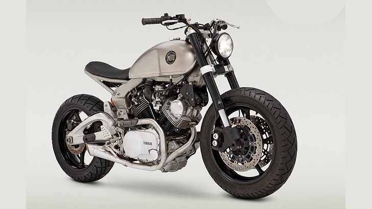 Yamaha Virago XV920 by Classified Moto