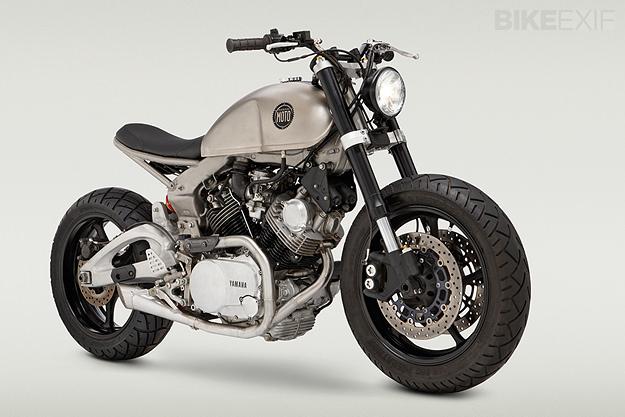 yamaha virago xv920 by classified moto autoevolution. Black Bedroom Furniture Sets. Home Design Ideas