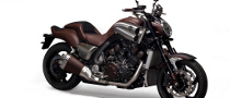 Yamaha VMAX Gets Sexed Up by Hermes
