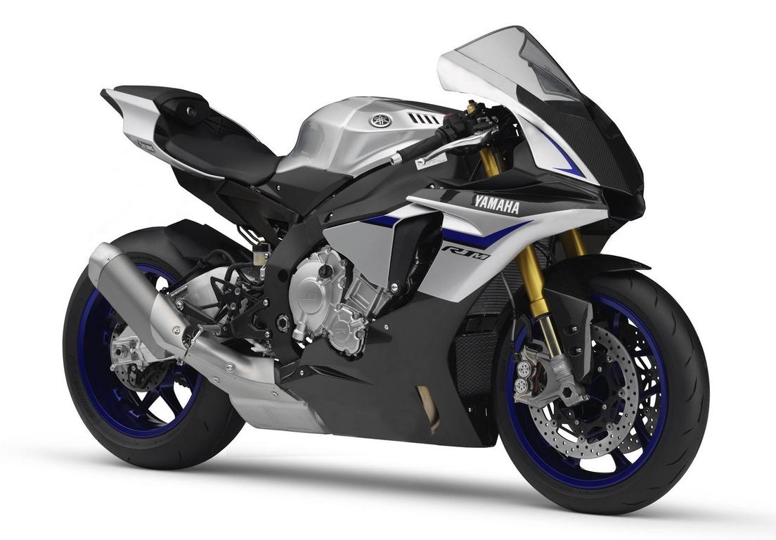 Yamaha yzf r1m and honda cbr1000rr sp affected by ohlins for Yamaha rr 1000