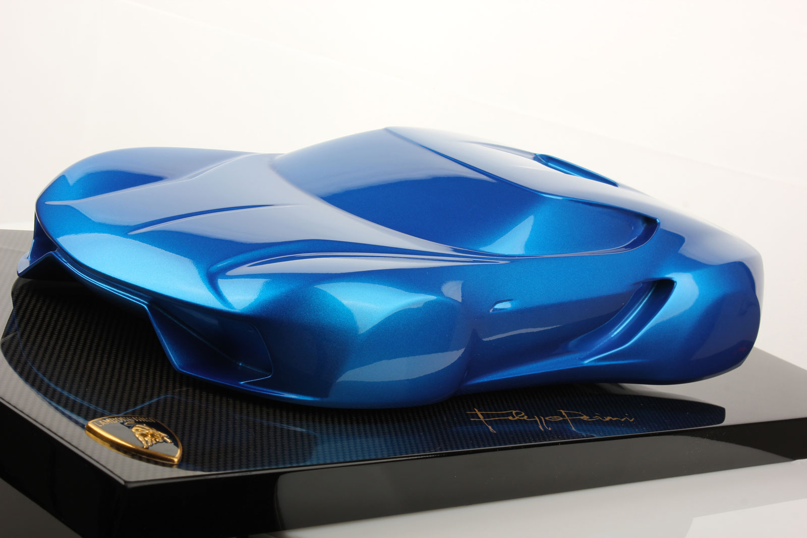 You Can Now Buy the Lamborghini Asterion\u2026 Sculpture or Scale