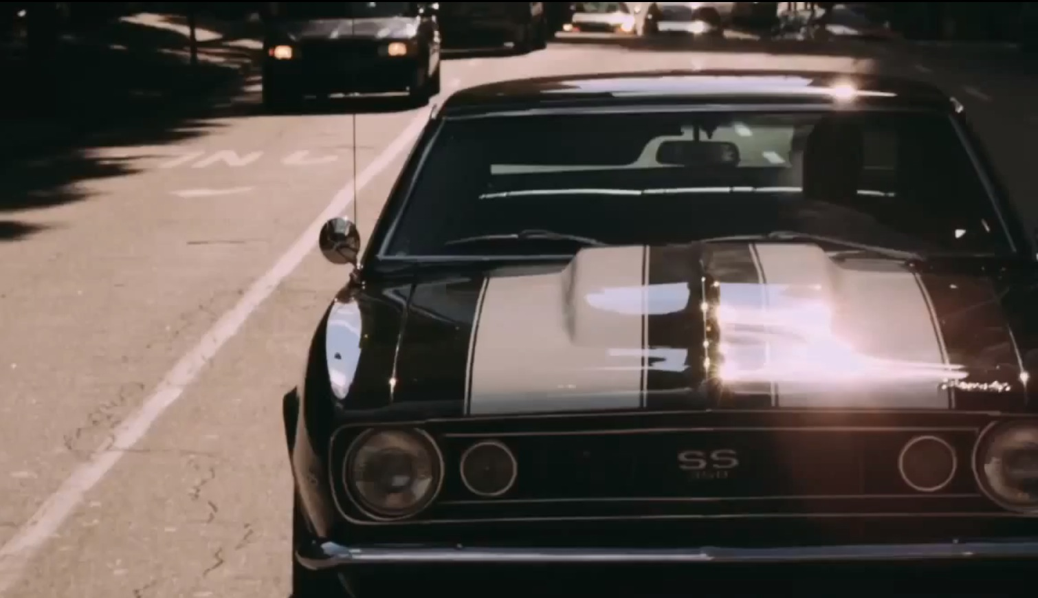 Young Jeezy Drives A Classic Chevrolet Camaro Ss In His New Video