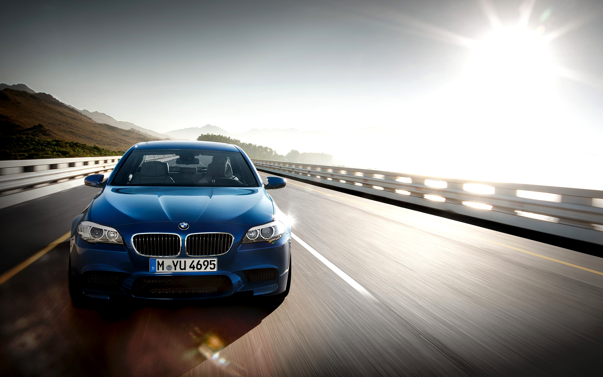 Your Batch Of Bmw M5 Lci Wallpapers Is Here Autoevolution
