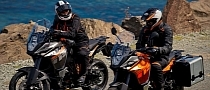 Your Chance to Ride the KTM 1190 Adventure in the US before 2014 [Video]