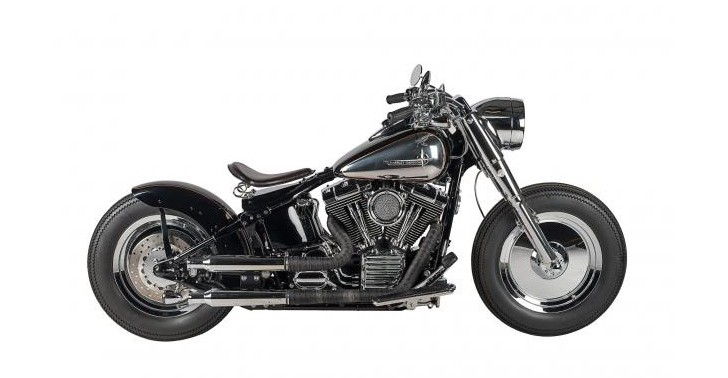 Your Harley Davidson Fat Boy May Be Fine But Not 68 Guns