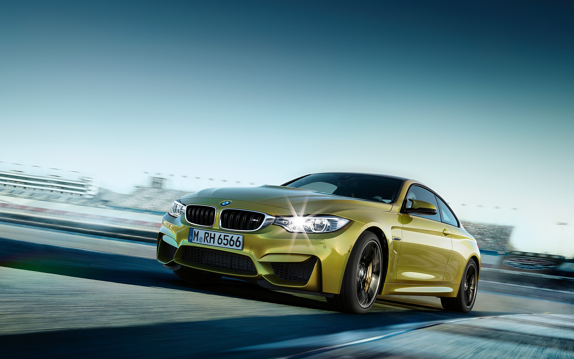 your ridiculously beautiful bmw m4 coupe wallpapers are here